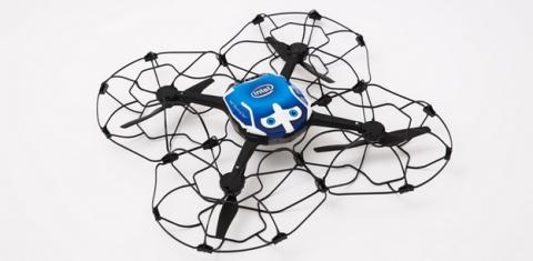 Más de mil drones de Intel deslumbran en los Juegos Olimpicos de Invierno