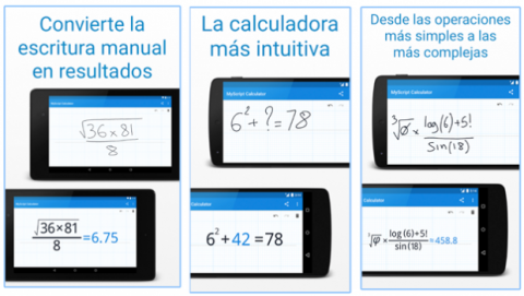 My Script Calculator para Android e iOS