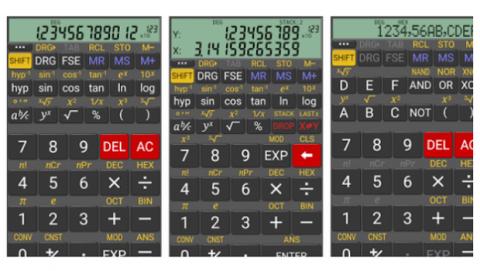 RealCalc Plus app calculadora científica Android