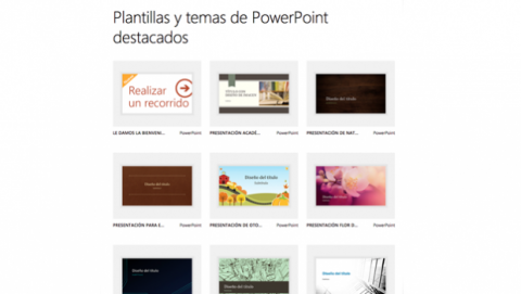Plantillas Temas PowerPoint