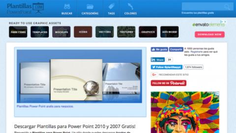 Plantilla power point gratis