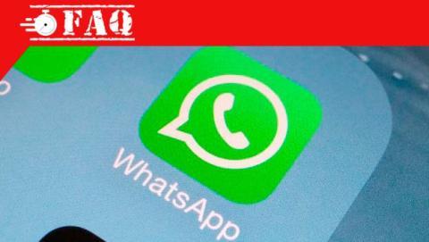 Crear acceso directo a una conversación de WhatsApp.