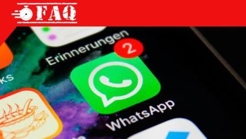 Cómo encontrar mensajes de WhatsApp.