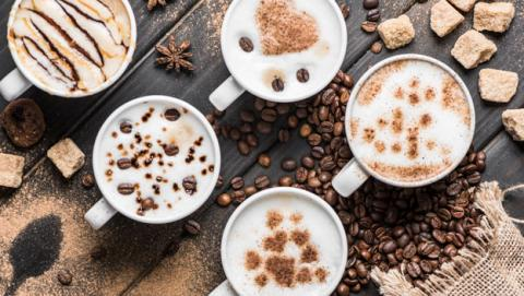 tres cafés al día