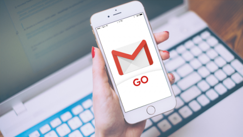 Cuenta Gmail Go para el móvil