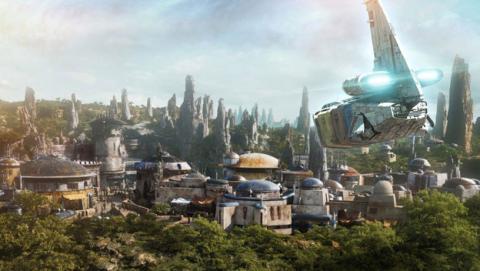 Star Wars Land: nuevos detalles sobre el parque de atracciones de Star Wars.