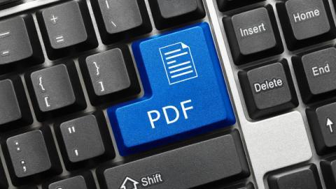 Programa gratis para editar PDF en Windows y otros sistemas operativos.