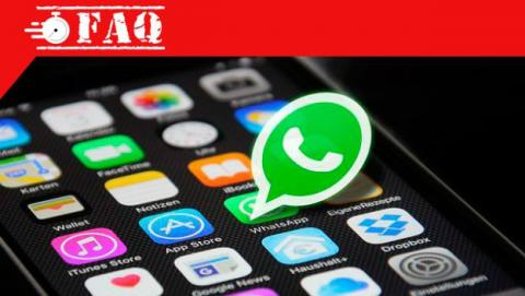 Enviar mensaje de WhatsApp con el asistente virtual.