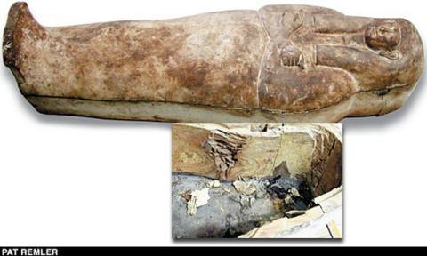 Descubren el misterio de La Momia que Grita, y es escalofriante