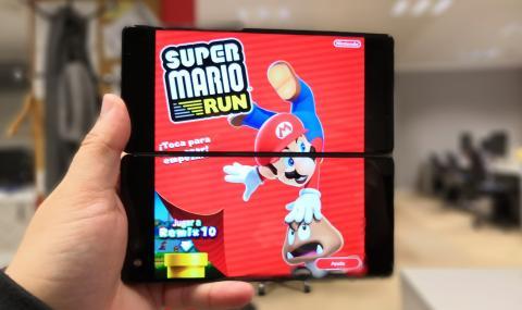 Mario Run, extendido