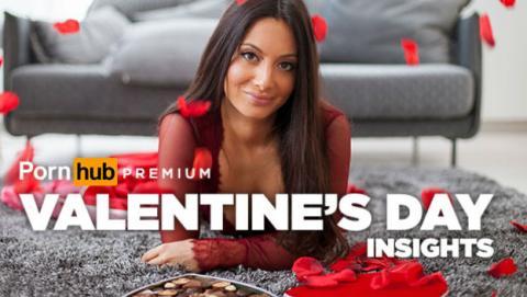 Pornhub regala un día de porno premium gratis por San Valentín.