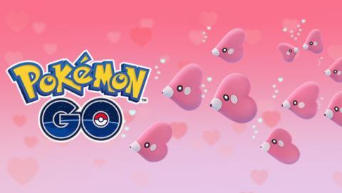 Así es el evento especial de Pokémon por San Valentín.