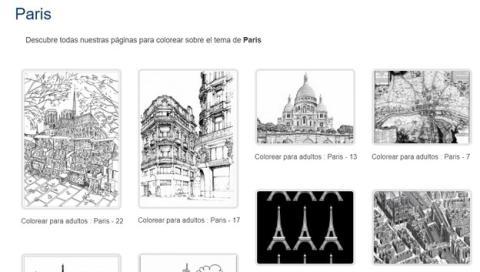 Las mejores webs para descargar imágenes para colorear | Tecnología ...