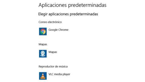 Cómo cambiar un programa por defecto en Windows