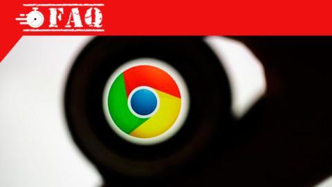 Cómo borrar las webs visitadas en Chrome.