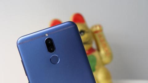 Doble cámara del Huawei Mate 10 Lite