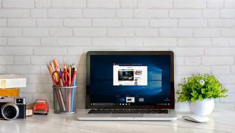 Utiliza los escritorios virtuales