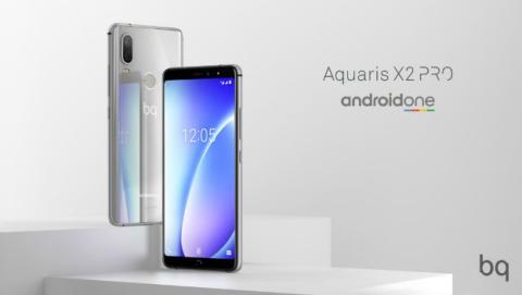 BQ anuncia dos móviles con Android One.