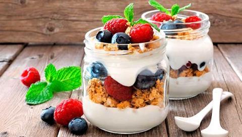 se puede comer yogur para bajar de peso