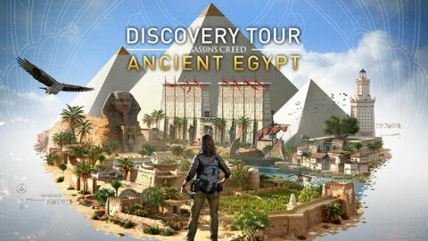 The Diiscovery Tour Assassin's Creed Origins