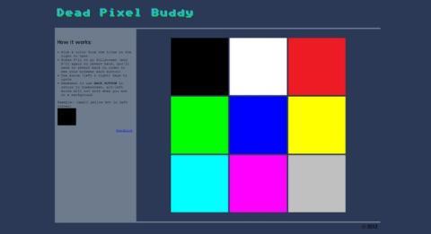 Descubre si tu televisor tiene píxeles muertos (y si la garantía lo cubre)