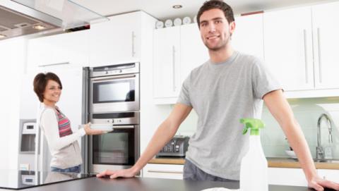 Cada cuánto tiempo hay que limpiar la cocina