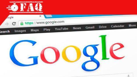 Borrar descargas en Google Chrome.