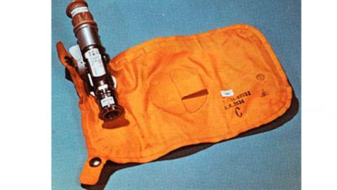 Cómo hacen sus necesidades los astronautas