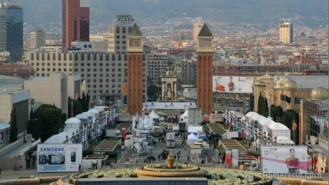 Así fue el primer Mobile World Congress de Barcelona: todo empezó en 2006