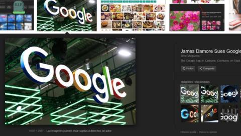 Por qué no puedo descargar fotos de Google Imágenes