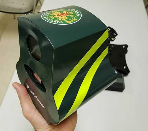 Radares láser DGT