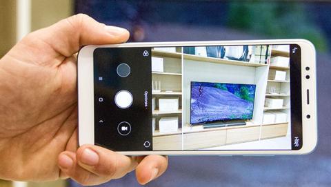 App cámara de Xiaomi Redmi 5 Plus