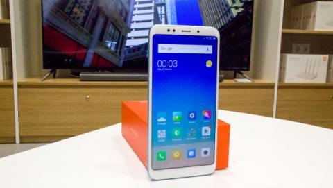 Pantalla del Xiaomi Redmi 5 Plus