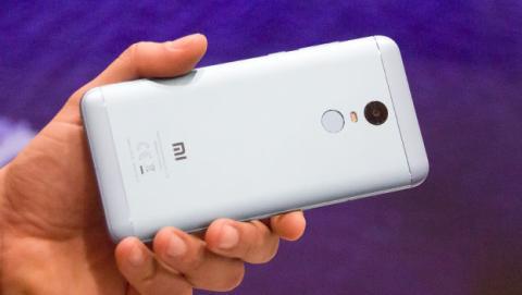 Trasera del Xiaomi Redmi 5 Plus