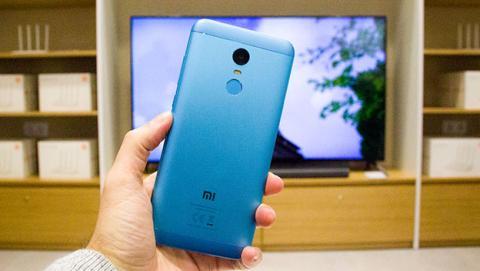 Xiaomi Redmi 5 Plus, toma de contacto