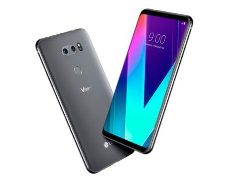 Nuevo LG V30s