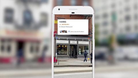 Google Lens llegará a la gama alta Android y al iPhone