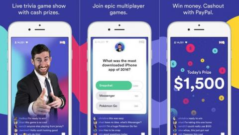 HQ Trivia sale de la beta y ya está disponible en Android.