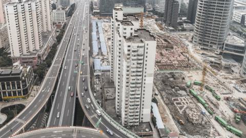 Cómo será la supercarretera solar de China