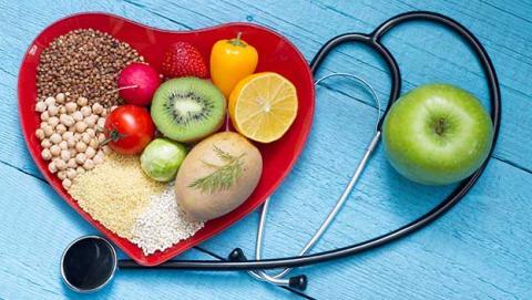 alimentos buenos para el corazon y la circulacion
