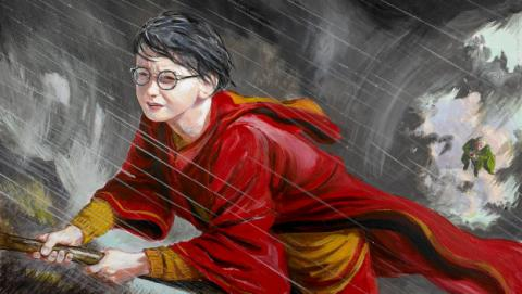 Harry Potter: Una historia de magia, la exposición virtual disponible en Google.