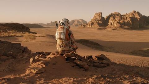 Marte restos de vida parecidos en la Tierra