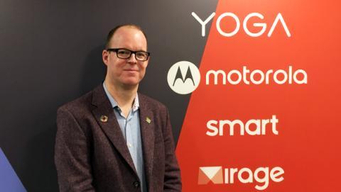 Ben Wood Motorola MWC 2018