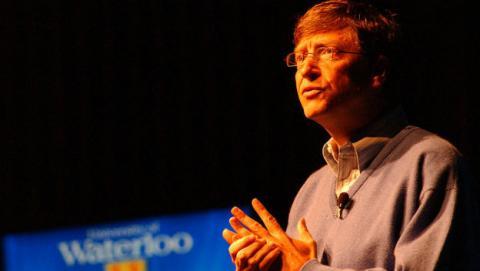 Bill Gates critica duramente el Bitcoin y otras monedas virtuales.