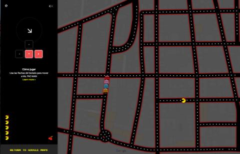 Los Juegos Ocultos De Google Maps Que Puedes Probar Tecnologia