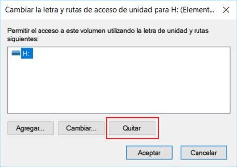 Cómo ocultar unidades de disco en Windows