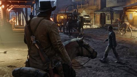 Armas Red Dead Redemption 2