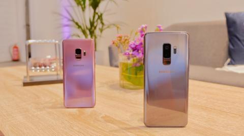 Camara Galaxy S9 Plus