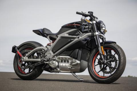 Harley-Davidson Livewire, llegará en 2019