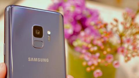 Samsung Galaxy S9 Camara